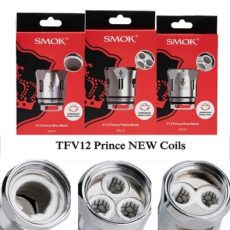 Smok TFV12 mesh coils