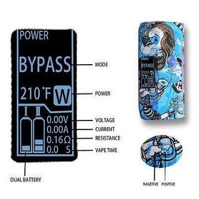 7ef7dbdacb0f Vapor Storm Puma 200W TC Box Mod ⋆ SUPER VAPE ⋆ Eat Sleep Vape Repeat