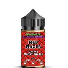 Squamata Red Racer