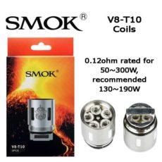SMOK V8 T10 Coil