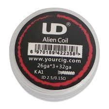 UD Alien KA1 Pre-Built Coils