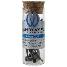 Vandy Vape Alien Pre-Built Coils
