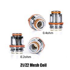 Zeus X Mesh Coils