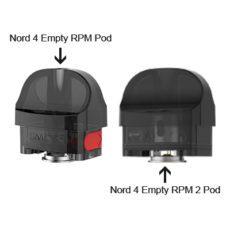 SMOK Nord 4 RPM Replacement Pods (no coil)